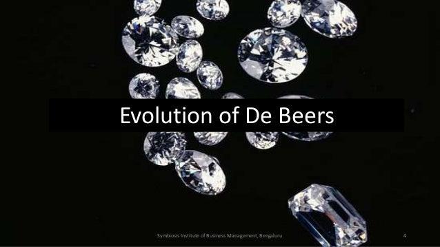 Case study of the De Beers Diamonds