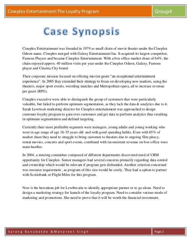 Case study for cd player