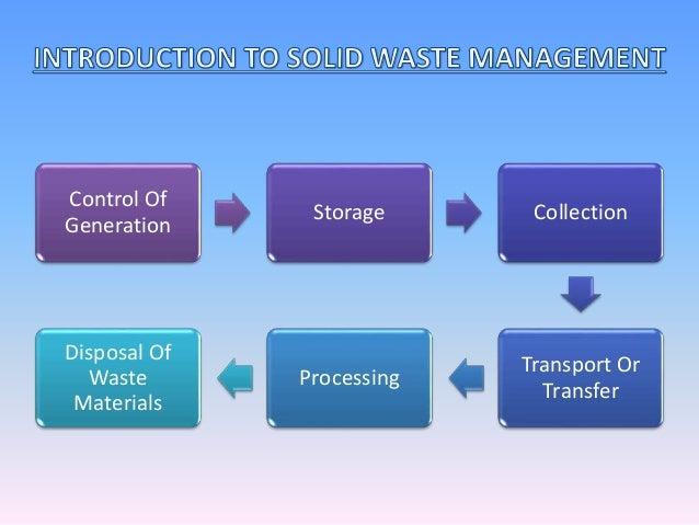 Solid Waste Management In Guwahati City