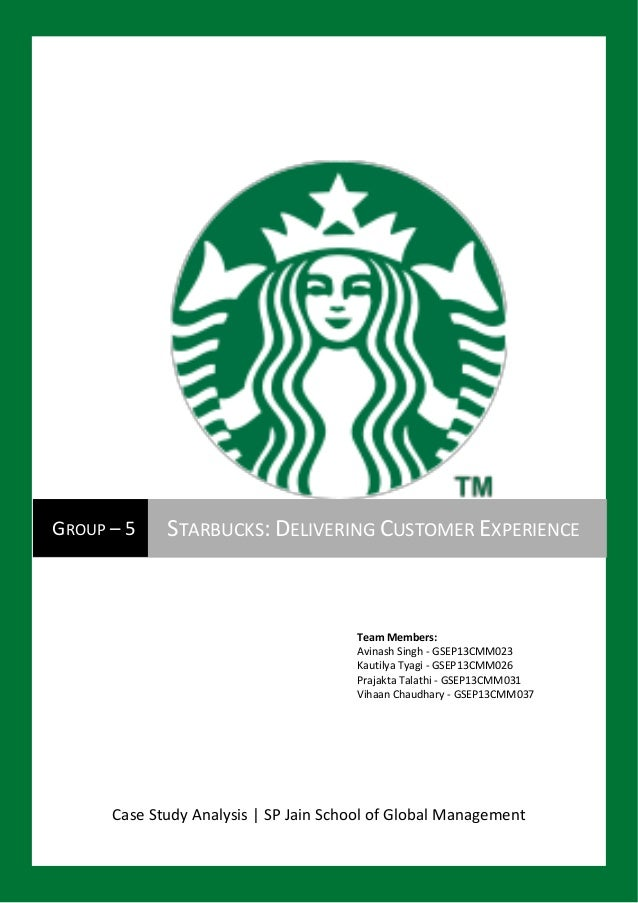Strategic change and management essay : Starbucks's change management
