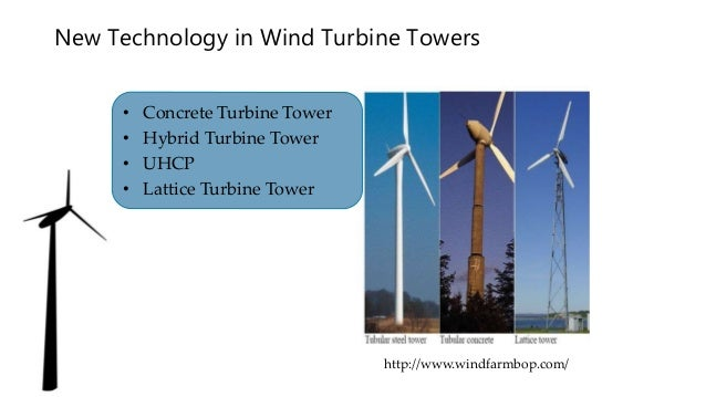 Design and construction of wind turbine towers for maximum power gene…