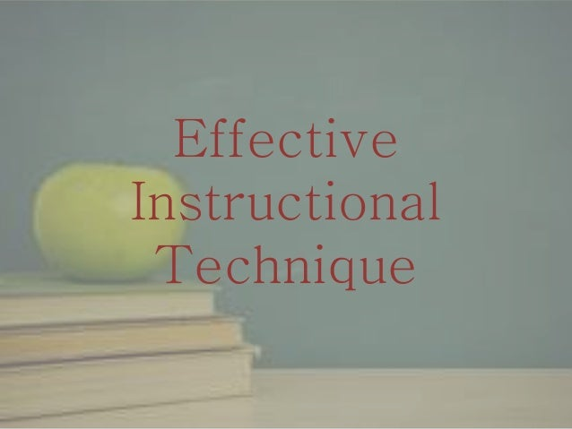 motivational techniques of reliance Larry ferlazzo discusses practical classroom strategies to reinforce four qualities that have been identified as critical to helping students motivate themselves.