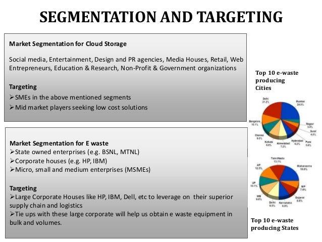 olay market segmentation