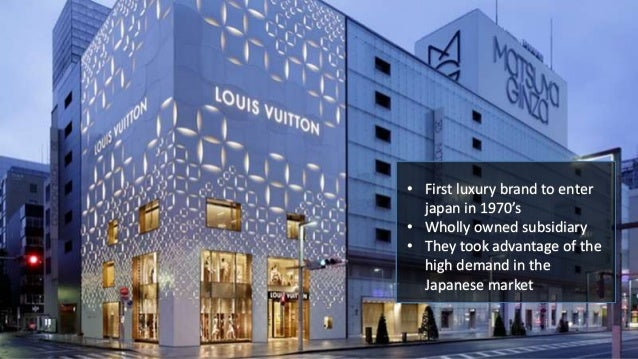 swot analysis of louis vuitton japan Louis vuitton  vuitton opens its first stores in japan,  swot - analysis strengths louis vuitton is not only one of the oldest,.