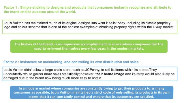 Louis Vuitton In Japan - Luxury go to market presentation scheme
