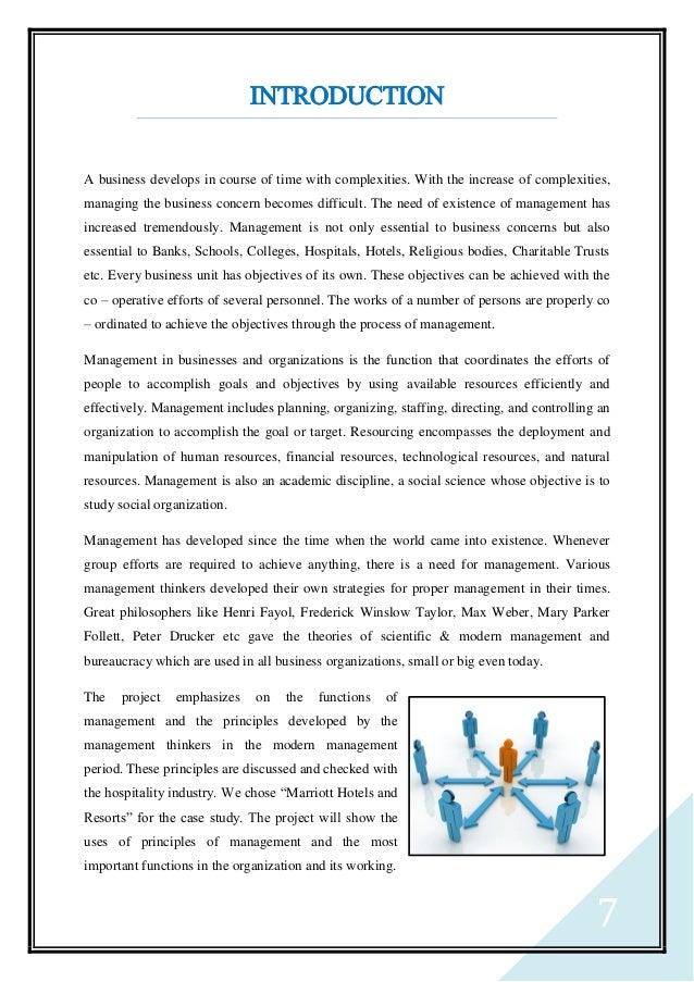 scientific management examples