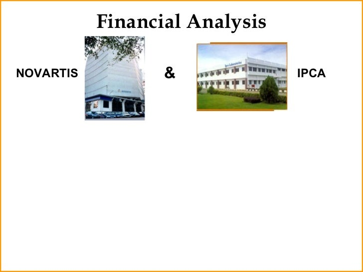 Financial Analysis & NOVARTIS IPCA