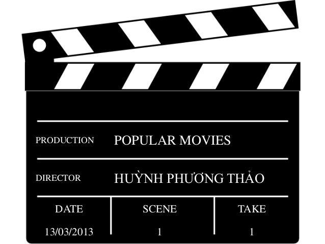 SCENE1TAKE1DATE13/03/2013DIRECTOR HUỲNH PHƯƠNG THẢOPRODUCTION POPULAR MOVIES