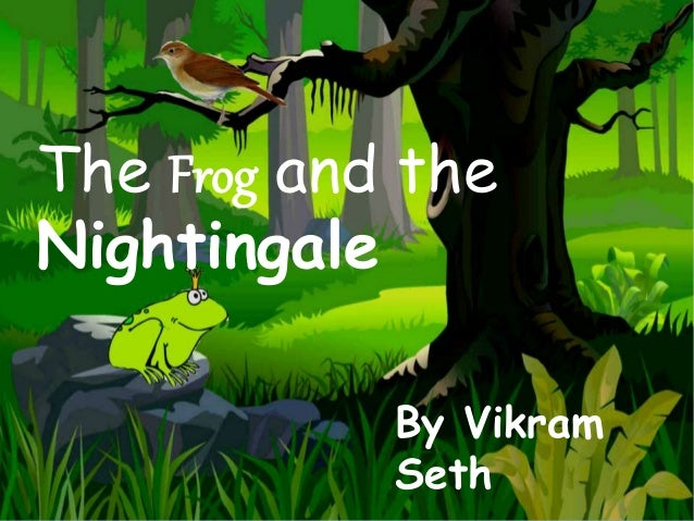 The Frog And The Nightingale
