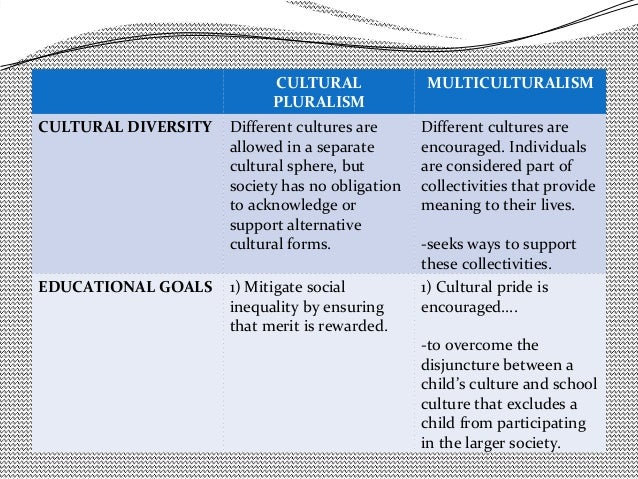 Multicultural Education In A Pluralistic Society Pdf
