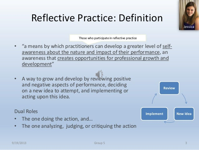 self reflection for group presentation Reflection paper reflection on the group project  and how to make our presentation as successful as the prior  self-reflection i am very lucky to .