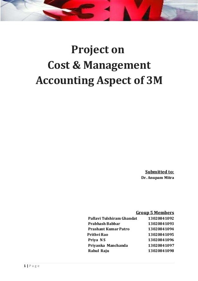 managerial accounting case Studying the outsourcing decision in two substantial manufacturing companies, the paper explores the use of management accounting information in a complex and strategically significant decision-making setting the setting involves multiple decision participants with potentially conflicting.