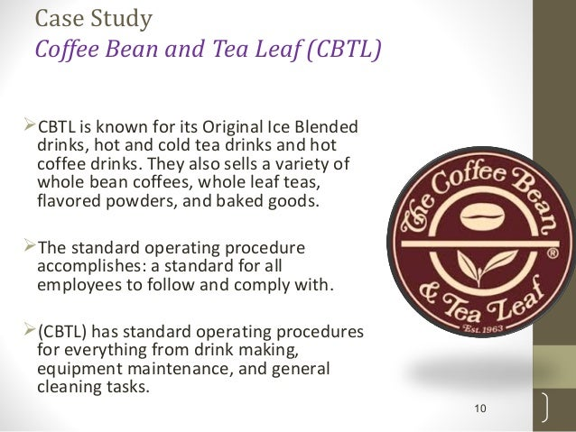 case study coffee Starbucks product line has grown to include fresh brewed coffee, hot and iced espresso beverages, coffee and non coffee blended beverages, tazo tea, baked pastries, sandwiches, and salads.