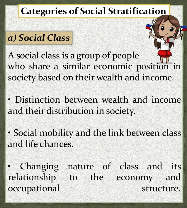 the consequences of social stratification based on gender and race Social stratification in stereotypes can be based on race, ethnicity, age, gender which suggests we cannot separate the effects of race, class, gender.