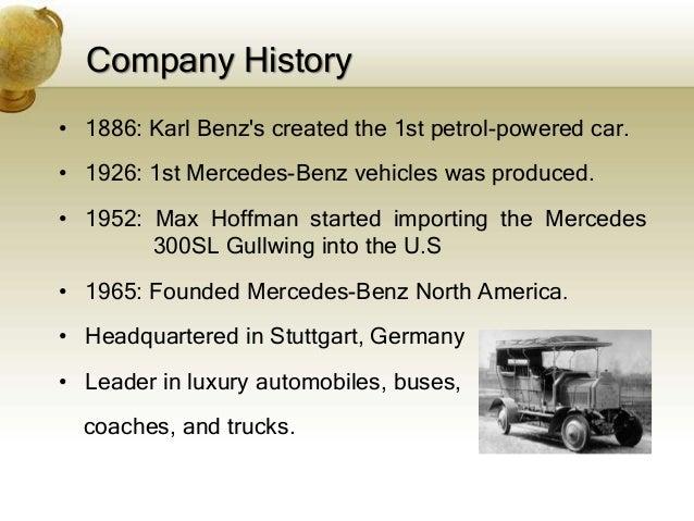 Mercedes Benz; 15.