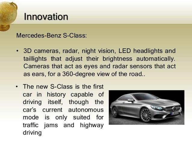 Elegant ... 28. Innovation Mercedes Benz ...