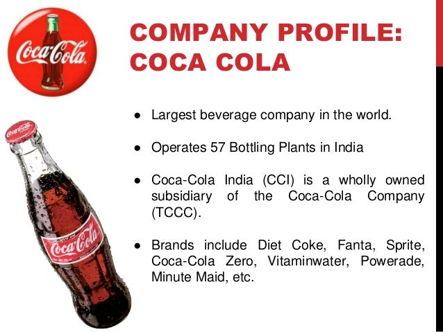 cola in inida Coca-cola shuts down three bottling plants in india amid severe water shortages when the coca-cola company announced.