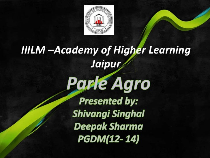 IIILM –Academy of Higher Learning             Jaipur