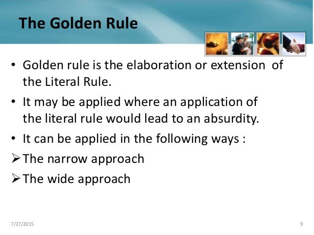the golden rule essay The golden rule is endorsed by all the great world religions jesus, hillel, and confucius used it to summarize their ethical teachings and for many centuries the idea has been influential among people of very diverse cultures these facts suggest that the golden rule may be an important moral .