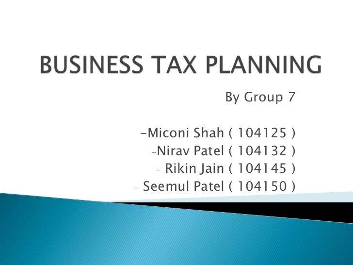 By Group 7 -Miconi Shah      (   104125   )   -Nirav Patel    (   104132   )    - Rikin Jain   (   104145   )- Seemul Pate...