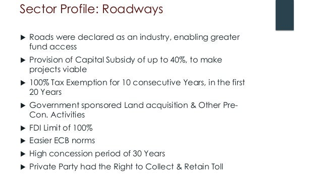 Delhi Gurgaon Expressway PPP Slide 3