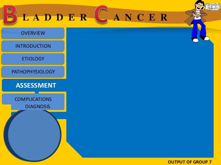 LA D D E R     A N C E R   OVERVIEW INTRODUCTION   ETIOLOGYPATHOPHYSIOLOGY ASSESSMENT    SYMPTOMS COMPLICATIONS    DIAGNOS...