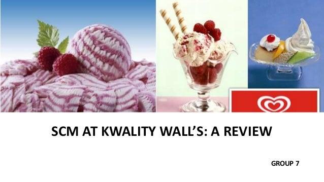 kwality walls marketing mix
