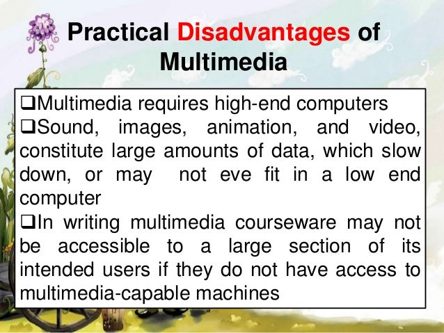advantages and disadvantages in using computer