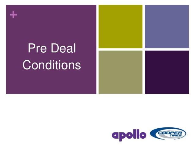 Apollo-Copper Merger and Acquisition Slide 3