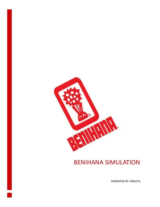 benihana simulation Firas ahmed / benihana simulation analysis 1 managing service operations , m921 facility : alain gervaix by : firas ahmed 309209 benihana simulation analysis monday, march 9, 2015 word count : 2093 table of contents benihana simulation analysis 2 introduction.