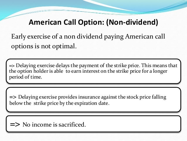 Put call options forex