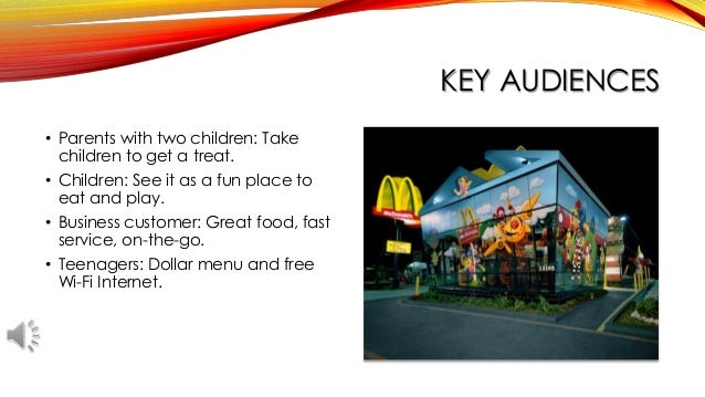 final strategic plan and presentation donalds daycare With these previous parameters set we will analyse the strategic position and capabilities of mcdonalds in order to draw up a swot analysis\n\nfrom there we go on to our recommended strategy\n underlying structure of the presentation\n\n1.