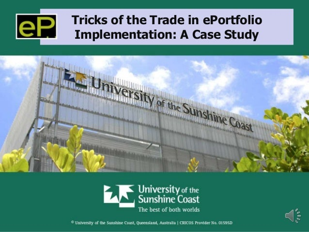 Tricks of the Trade in ePortfolio Implementation: A Case Study
