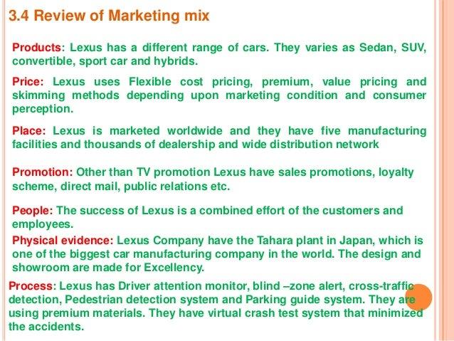 Marketing Of Luxury Cars CSU MKT - Luxury go to market presentation scheme