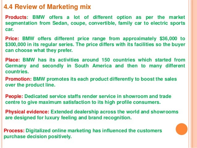 Marketing of luxury cars csu mkt 501 for Mercedes benz marketing mix