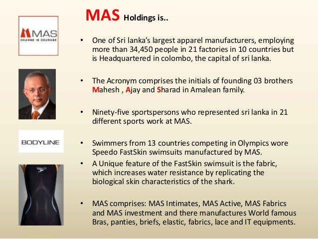 mas holdings vision and mission mas garment factory