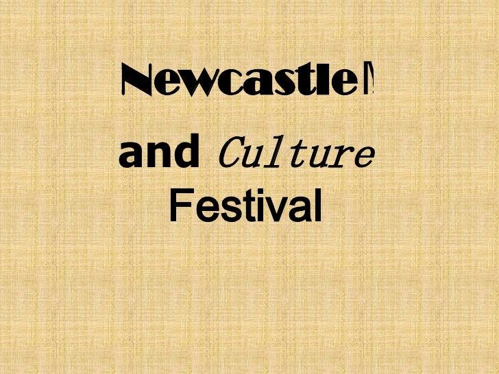 NewcastleMusicandCultureFestival<br />