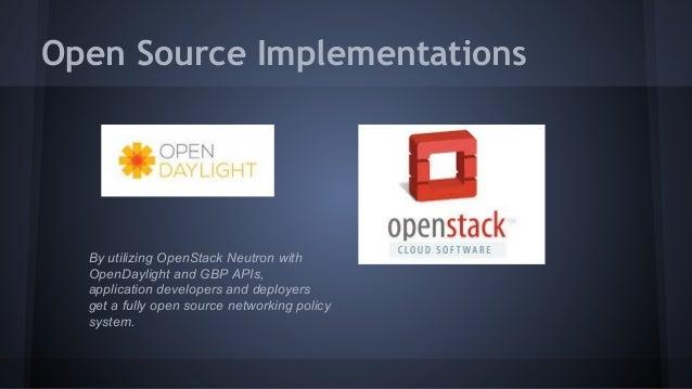 Group deals open source