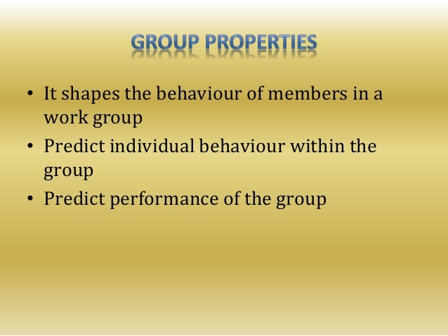 disadvantages of working within strong cohesive group Rather, team members need to be able to work well together in  including team  performance, group cohesion, collective efficacy, and member satisfaction [1]   a major source of heterogeneity) and since stronger conclusions can be  the  paper concludes with a discussion of the limitations associated.