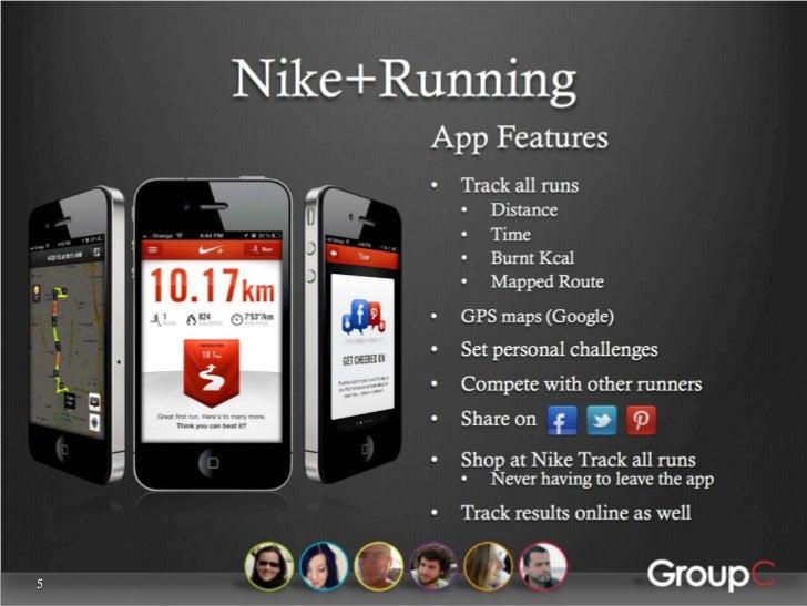 Nike App Brief Analysis