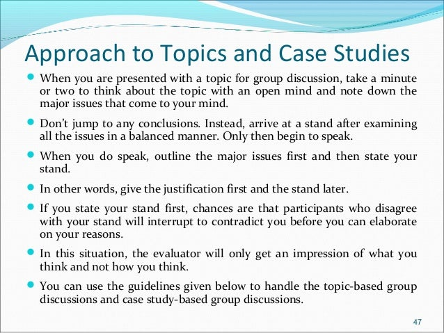 ways to nail the Group Discussion Round during interviews    Student  Resource   Learning Centre   Letsintern com