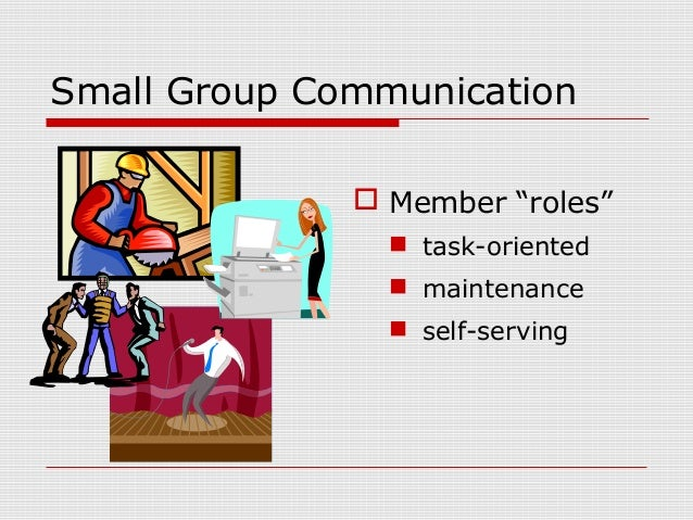 group dynamics and yheir specified roles Group dynamics concern how groups form, their structure and process, and how  they function group  each role will have specific responsibilities and duties.