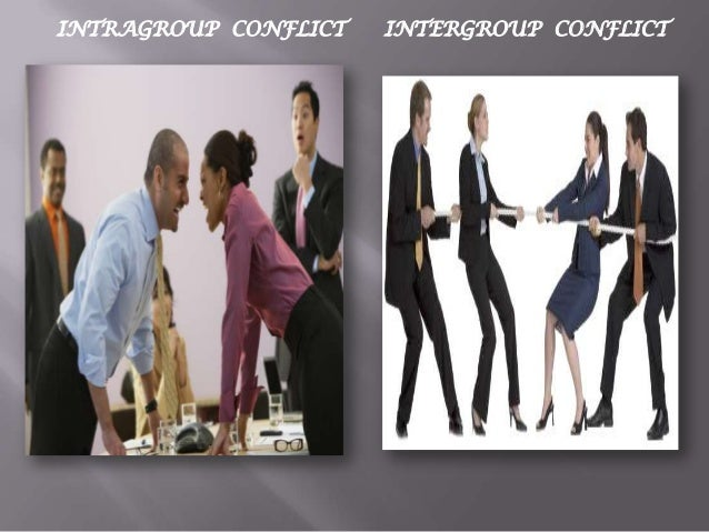 Group Conflicts 15