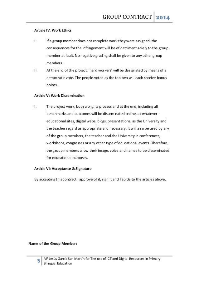 It Project Contract Template Zrom