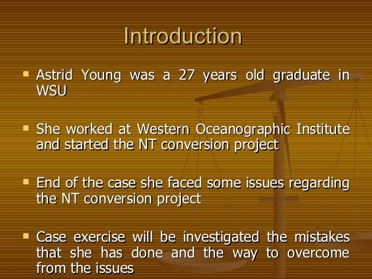 western oceanography institute case study essay 1ocean engineering division, national institute of oceanography (council of  scientific & industrial research)  location off the west coast of india at 14 m  water depth are studied  time reference in the paper is in universal time  coordinated  case is 62% and the reduction is due to the presence of sea.