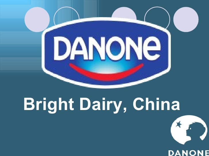 Danone and Wahaha Case Essay - 264 Words