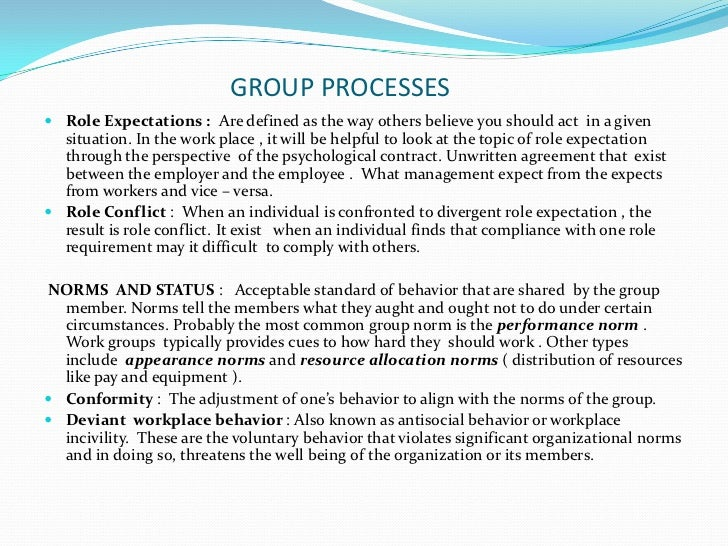 Group dynamics and interaction essay