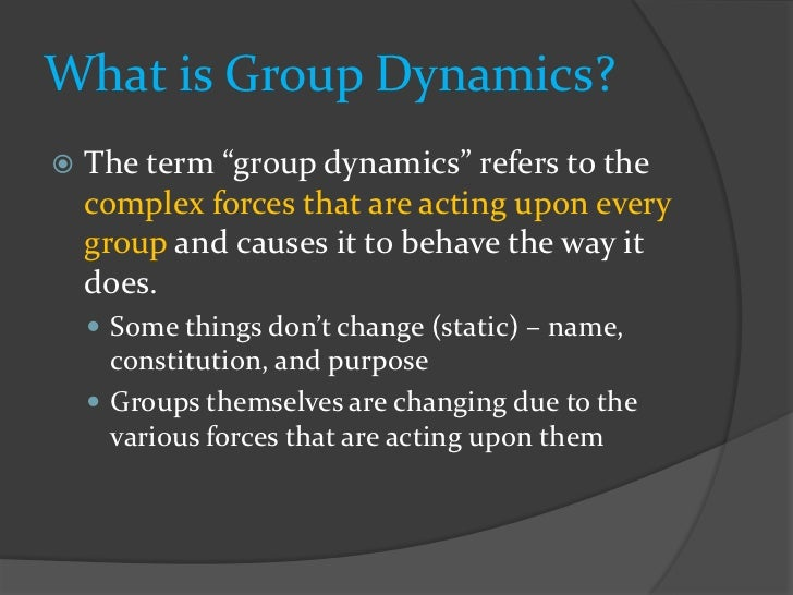 what is group in management
