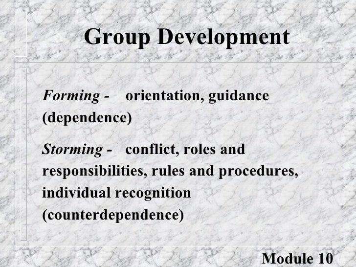 Group dynamics (1)