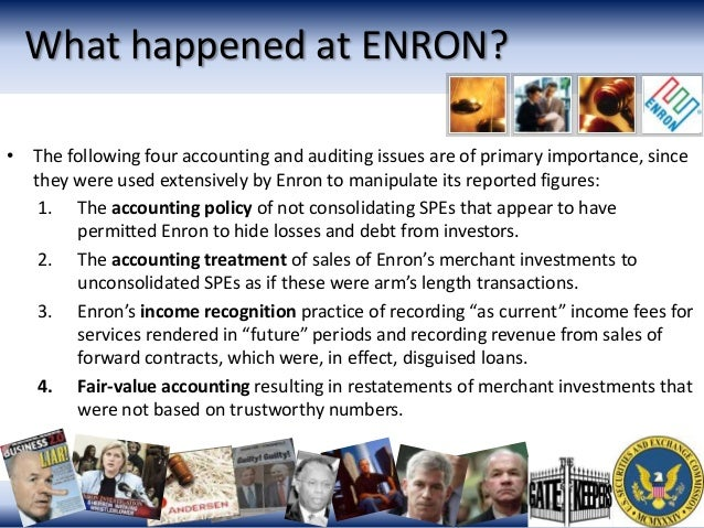Enron Fraud